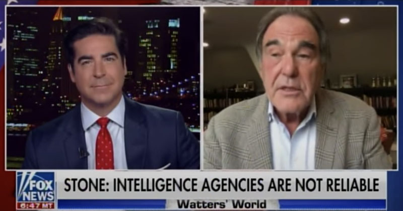 Oliver Stone: 'I Think We Know That Someone From DNC Leaked Information to Julian [Assange]'