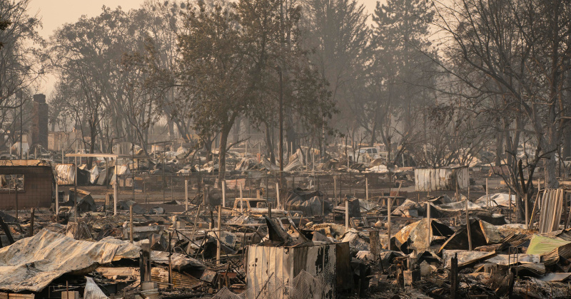 Over 500,000 Forced to Flee Oregon Wildfires