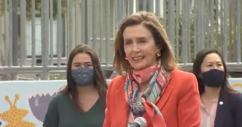 """Pelosi Attacks California Salon, Claims She Was """"Set Up,"""" Refuses to Apologize – Demands Apology Instead!"""