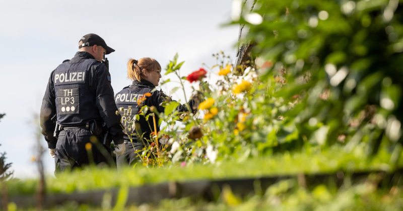 German Police Tracking Up to 30,000 Suspects in Child Porn Raids