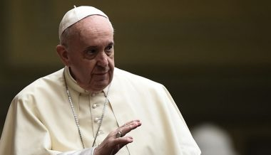 Pope Francis Attacks Personal Possession of Firearms in Message to United Nations