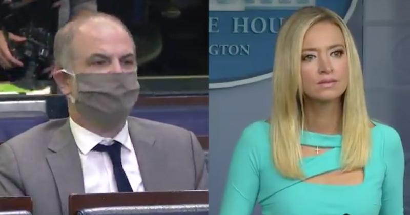 "Watch: Reporter Asks About ""Pedo Joe Biden"" At White House Press Briefing"