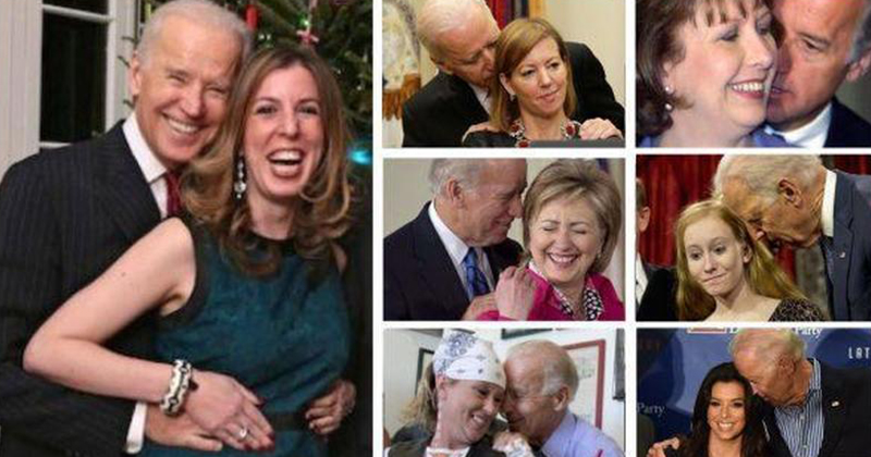 Secret Service Admits To Destroying Records In Alleged Biden Breast-Grabbing Incident