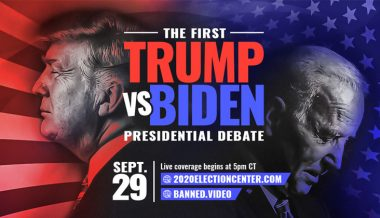 Exclusive Live Coverage of the 1st Trump/Biden Presidential Debate Is LIVE - Click Below & Share