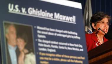 TWO Ghislaine Maxwell Nephews Worked For Obama-Biden And Clinton