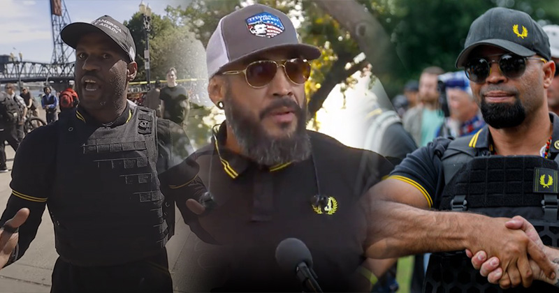 BLACK PROUD BOYS DESTROY LEFT-WING LIES, DENOUNCE WHITE SUPREMACY 'We are not a white supremacist group' (infowars.com)