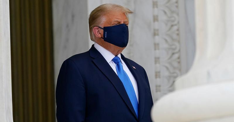 Leftists Celebrate Trump Covid Diagnosis